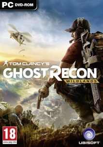 Ghost Recon Wildlands EU Uplay CD Key