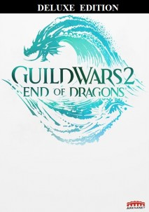 Guild Wars 2: End of Dragons Deluxe Edition CD Key PC