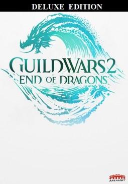 Joc Guild Wars 2: End of Dragons Deluxe Edition CD Key PC pentru Official Website