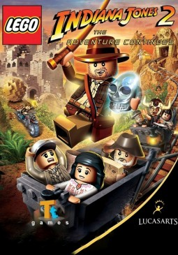 Joc LEGO Indiana Jones 2: The Adventure Continues Steam CD Key pentru Steam