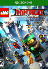 LEGO Ninjago Movie Game Xbox One