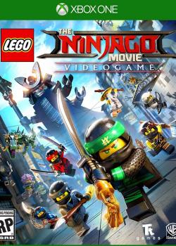 LEGO Ninjago Movie Game Xbox One