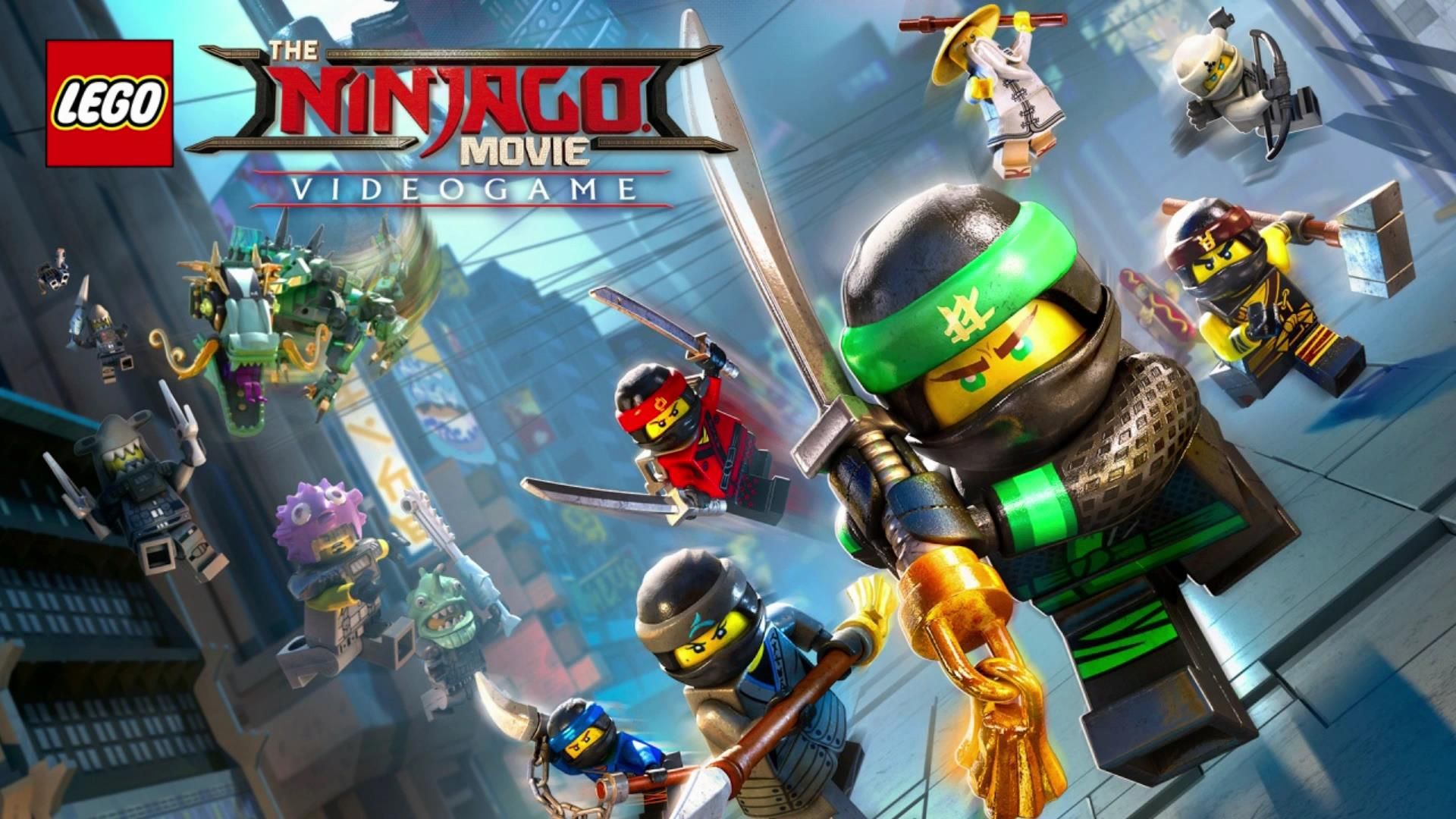 Lego ninjago movie game xbox one - Ninja ninjago ...