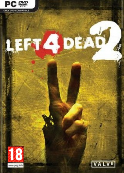 Left 4 Dead 2 PC game code with instant delivery.