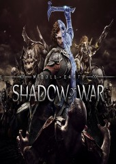 Middle-earth: Shadow of War Standard Edition Steam Key GLOBAL
