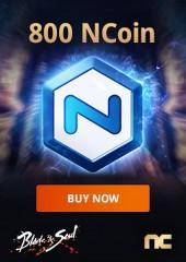 800 NCoins NCSoft Code