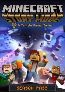 Minecraft: Story Mode - A Telltale Games Series CD-KEY