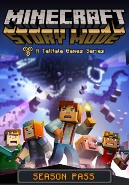 Joc Minecraft Story Mode A Telltale Games Series Steam Key pentru Official Website