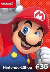 Nintendo eShop Card 35€