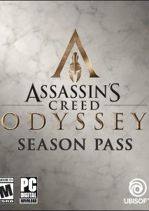 Assassin's Creed Odyssey - Season Pass EU Uplay PC