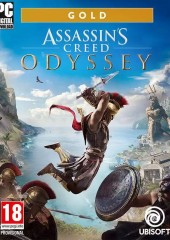 Assassin's Creed Odyssey Gold Edition EU Uplay PC