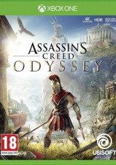 Assassin's Creed Odyssey Standard Edition XBOX One CD Key
