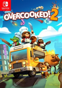 Overcooked! 2 Nintendo Switch Key