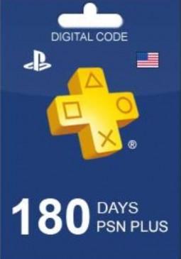 Joc Playstation Plus CARD PSN UNITED KINGDOM 180 Days pentru PSN