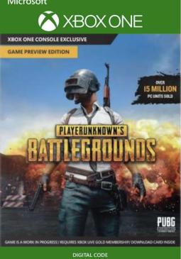 Joc PlayerUnknown s BattleGrounds - Full Game Download Code Xbox One pentru XBOX