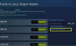 View a larger version of Steam Wallet Card €25 Global Activation Code 1/6