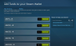 View a larger version of Steam Wallet Card €25 Global Activation Code 6/6