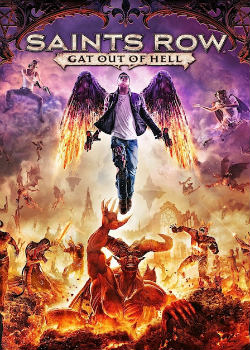 Saints Row Gat out of Hell + Devil's Workshop Pack