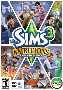 Joc The Sims 3: Ambitions pentru Origin