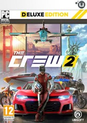 The Crew 2 Deluxe Edition EU Uplay PC