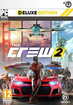 Joc The Crew 2 Deluxe Edition EU Uplay PC pentru Uplay