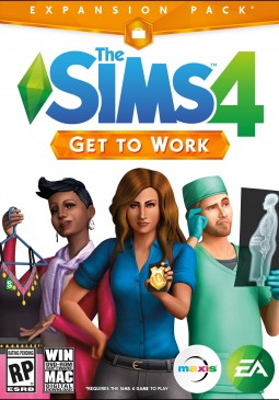 Joc The Sims 4: Get to Work pentru Origin