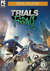 Trials Rising Gold Edition EU Uplay PC
