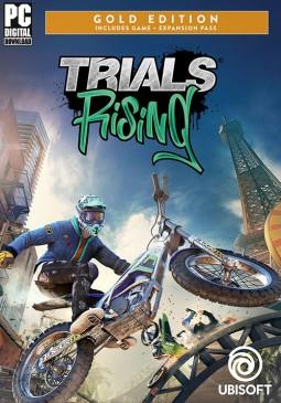 Joc Trials Rising Gold Edition EU Uplay PC pentru Uplay