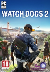 Watch Dogs 2 EU Uplay PC