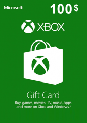 XBOX Live Gift Card Europe 100 USD America