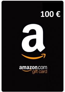 AMAZON GIFT CARD 100 EUR