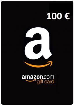 Joc AMAZON GIFT CARD 100 EUR pentru Official Website