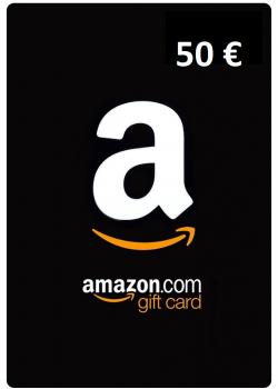 AMAZON GIFT CARD 50 EUR