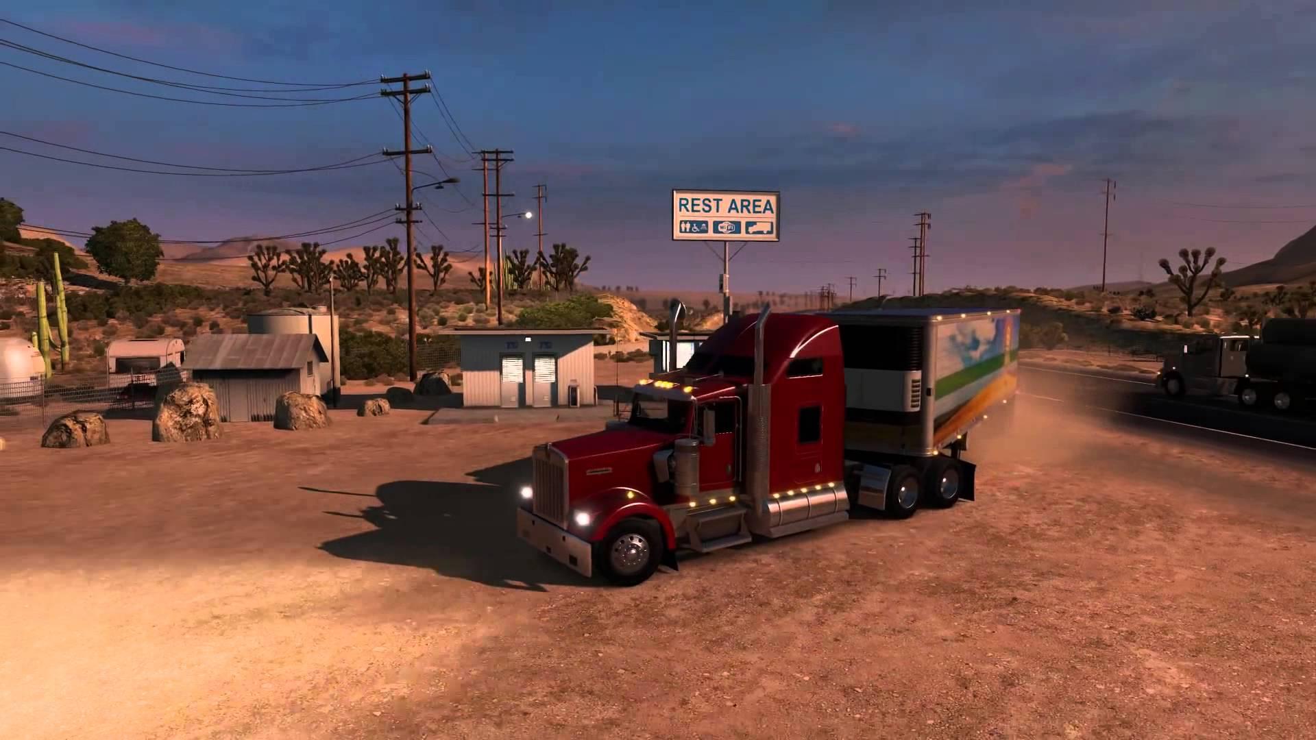 american truck simulator steam. Black Bedroom Furniture Sets. Home Design Ideas