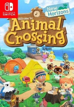 Joc Animal Crossing: New Horizons Nintendo pentru Nintendo eShop