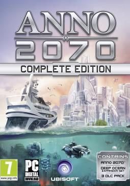 Joc Anno 2070 complete Edition PC pentru Uplay