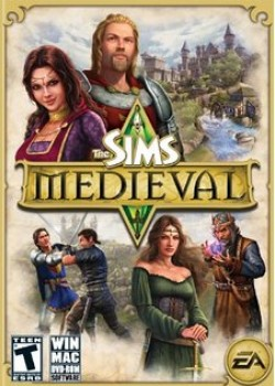 The Sims Medieval - Pirates & Nobles PC game code with instant delivery.