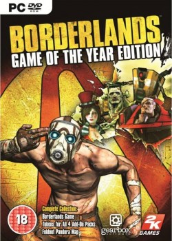 Borderlands: Game of the Year Edition game code with instant delivery.