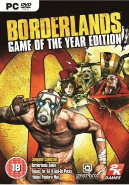 Joc Borderlands: Game of the Year Edition pentru Steam