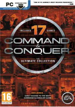 Joc Command & Conquer The Ultimate Collection Origin CD Key pentru Origin
