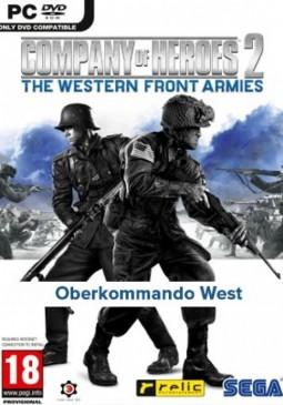Joc Company of Heroes 2: The Western Front Armies - Oberkommando West (DLC) pentru Steam
