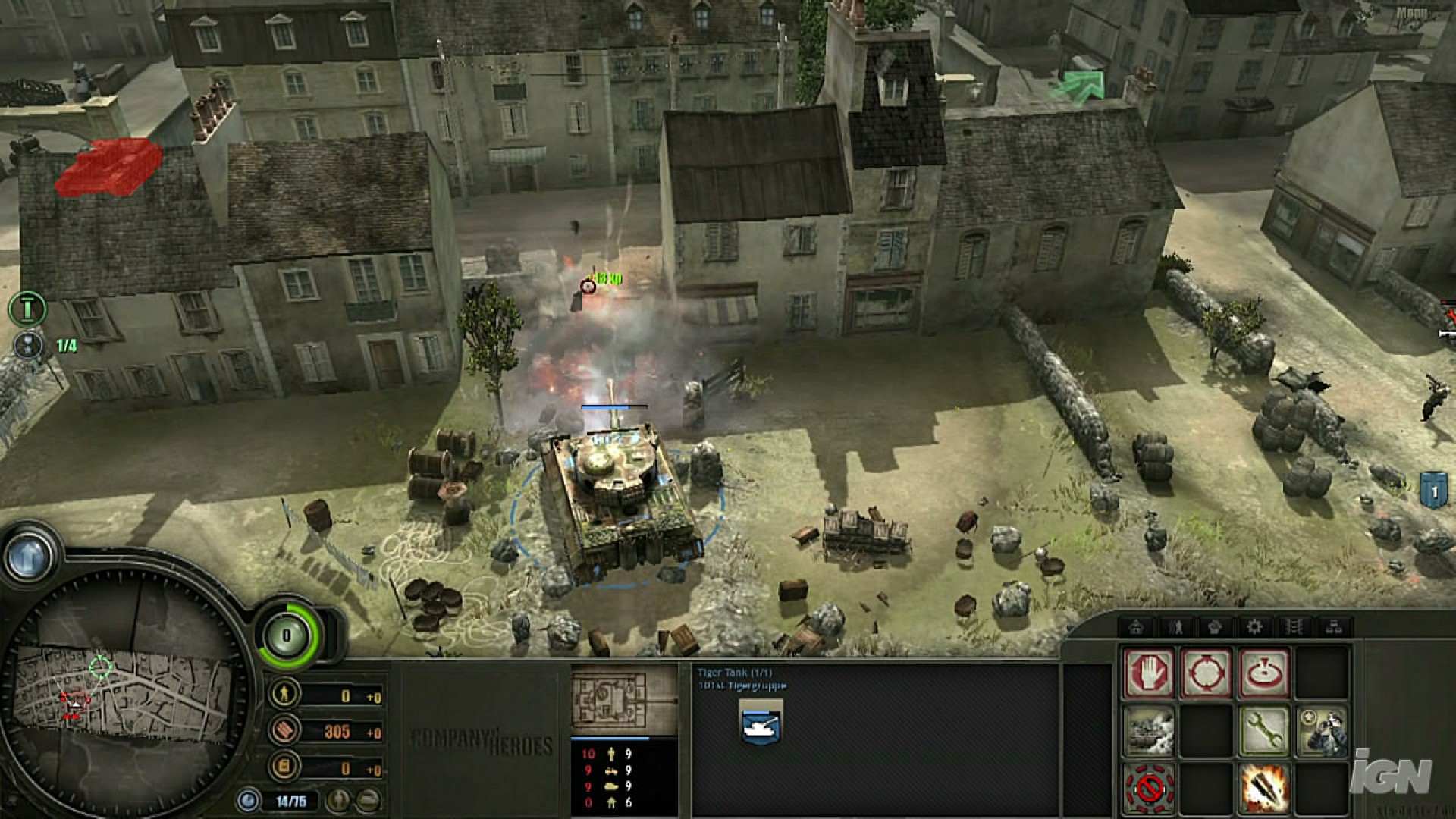 Company Of Heroes 3 With Whiteflash Coh2 Org