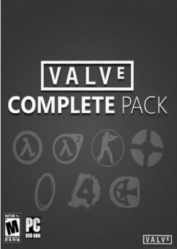Valve Complete Pack STEAM CD-KEY GLOBAL game code with instant delivery.