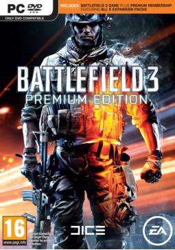 Joc Battlefield 3 Premium Edition pentru Origin