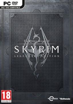 Joc The Elder Scrolls V: Skyrim Legendary Edition Steam CD Key pentru Steam