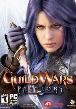 Joc Guild Wars Factions pentru NCSoft