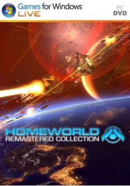 Joc Homeworld Remastered Collection Steam Key pentru Steam