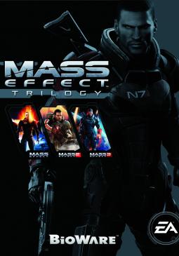 Joc Mass Effect Trilogy Origin Key pentru Origin