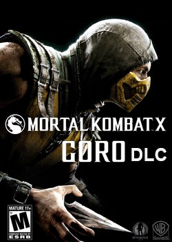Mortal Kombat X + Goro DLC Steam Key game code with instant delivery.