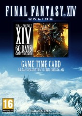 Final Fantasy XIV: A Realm Reborn EU 60-Day Prepaid Time Game Card